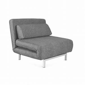 Banquette Convertible 1 Place : canap futon convertible fly ~ Teatrodelosmanantiales.com Idées de Décoration