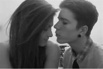Relationship Kiss Boy Couple Gifs Boyfriend Sweet