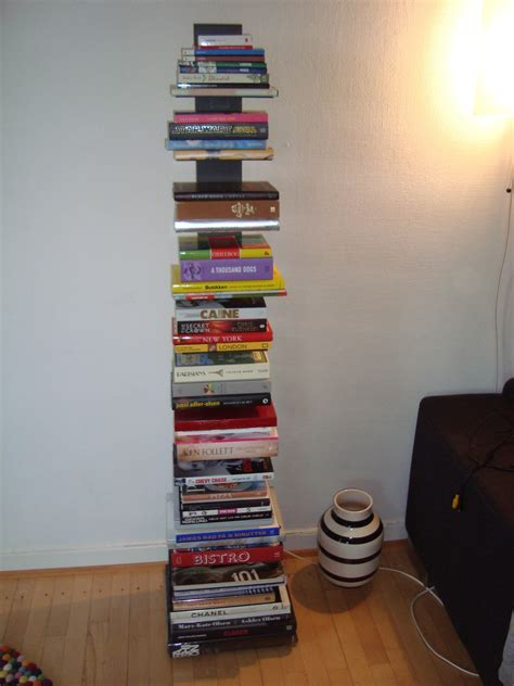 Libreria Verticale Ikea by Vertical Bookshelf Ikea Royalscourge How To Paint