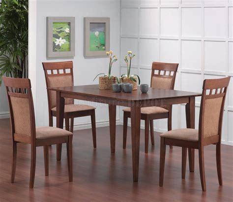 juego comedor  sillas madera importado bs