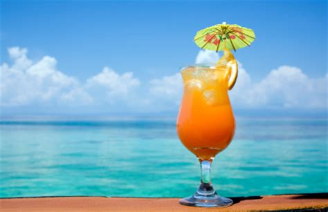 Boat Day Drinks by Goombay Bahamas Smash Cocktail Food So Mall