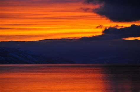 Red Sky At Night, Sailor's Delight  Kelowna News