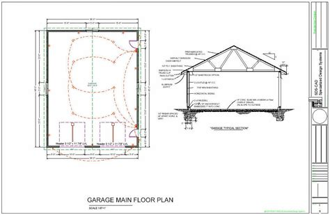 garage floorplans 36 39 x 46 39 workshop garage floor plans blueprints