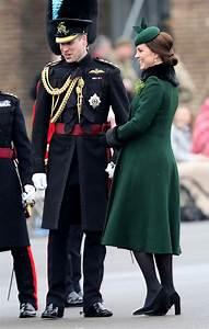 Prince William and Kate Middleton Celebrate St. Patrick's ...