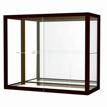 Display Mounted Wall Shelf Case Heirloom Single