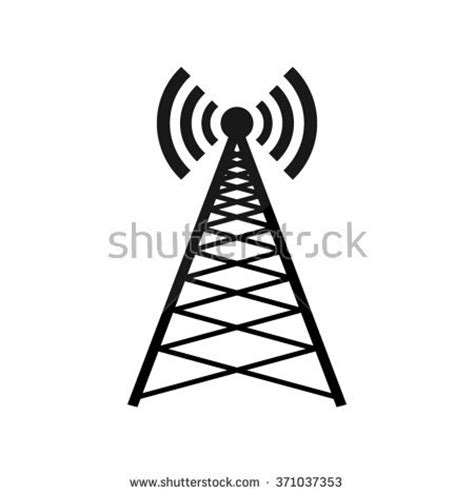 cell phone tower clipart clipground