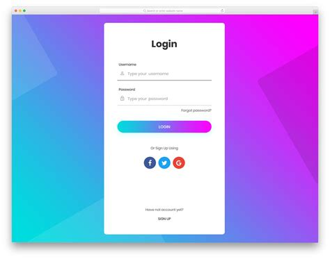 bootstrap login form template free 30 best free bootstrap login forms for membership sites 2019