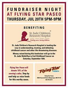 St. Jude Children's Research Hospital Fundraiser at Flying ...