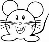 Mouse Coloring Christmas Mice Pages Computer Drawing Face Template Sketch Sheets Getdrawings Popular Doodlebops sketch template