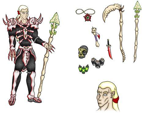 Diablo 2 Некромант — Скриншоты, Обои, Рисунки