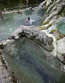 Bagno Di Petriolo Petriolo Springs In Monticiano Siena