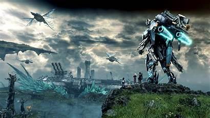 Xenoblade Chronicles 4k Games Gaming