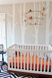 woodland nursery ideas project nursery