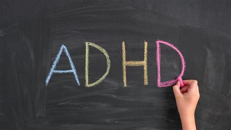 signs  attention deficithyperactivity disorder adhd