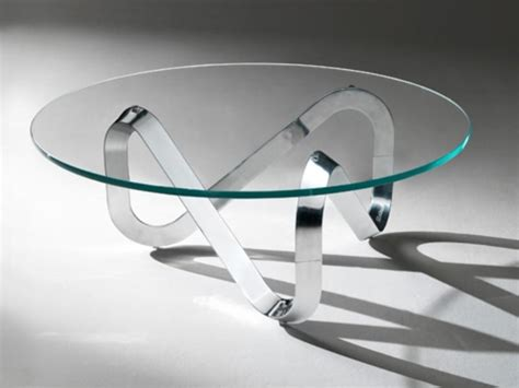 Glastisch schwarz rund  Design Glastisch. design glastisch rund midj infinity. products ...