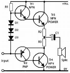 class ab power amplifiers With class ab amplifiers