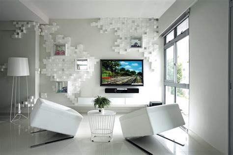 house  unique features     white