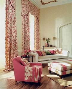 deco maison interieur rideaux voilages With rideaux decoration interieure salon