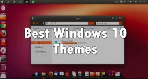 Best Theme 20 Best Windows 10 Themes Skins 2019 Enhance Windows 10