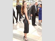 Rear Of The Year 2016 Jennifer Metcalfe's 'big bum' sees