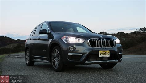 2018 Bmw X1 Exterior 008 The Truth About Cars