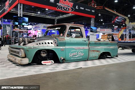 the ultimate shop truck speedhunters