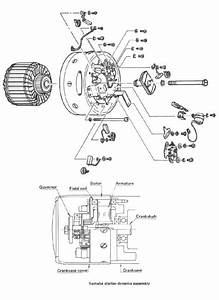 Dan U0026 39 S Motorcycle Generator  Electric Starter  Dynamo