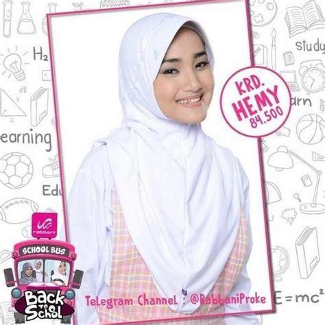 hijab rabbani terbaru  tutorial hijab terbaru