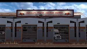 American Truck Simulator My New Personal Garage
