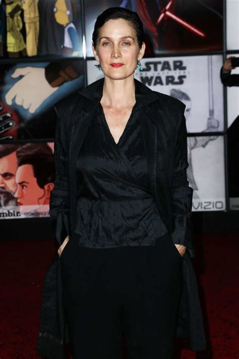 Carrie-Anne Moss - Bio, Facts, Latest photos and videos ...