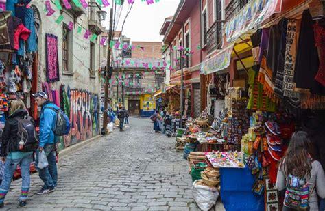 paquete turistico bolivia confortable  dias