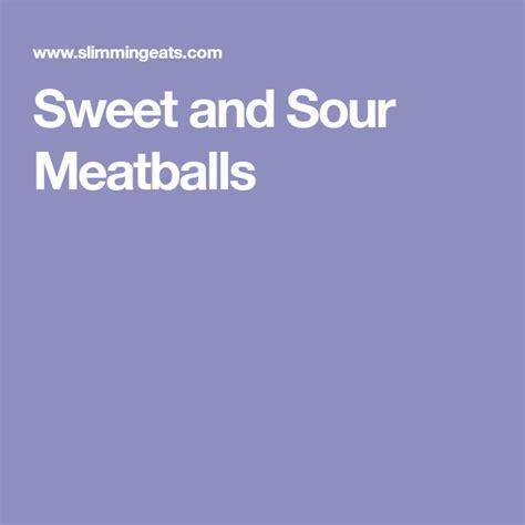 sweet  sour meatballs recipe sweet  sour
