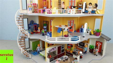 Playmobil Erweiterung Für Das Moderne Wohnhaus 9266