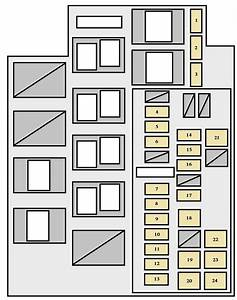 2014 Rav4 Fuse Box Diagram