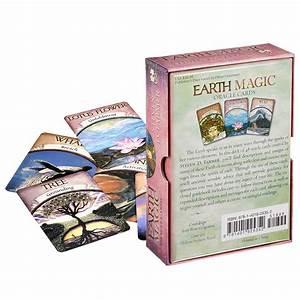 New Magic Oracle Cards Earth Magic Read Fate Tarot 48-card Deck Set