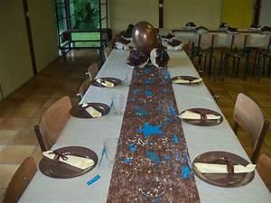 Deco 18 Ans : table rabattable cuisine paris deco table anniversaire adulte ~ Teatrodelosmanantiales.com Idées de Décoration