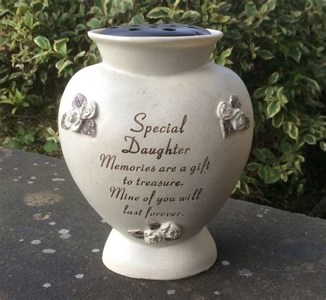 Vase For Grave by Memorial For Special Shaped Grave Flower