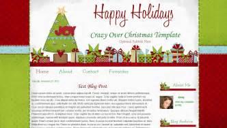 Free Christmas Holiday Templates