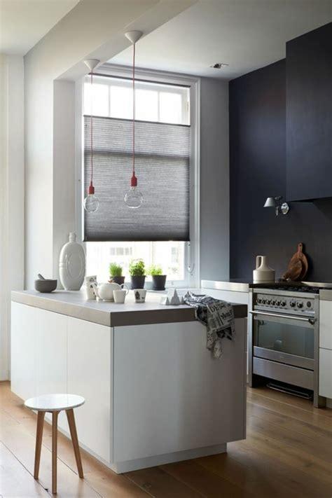 petit ilot cuisine la cuisine équipée avec ilot central 66 idées en photos