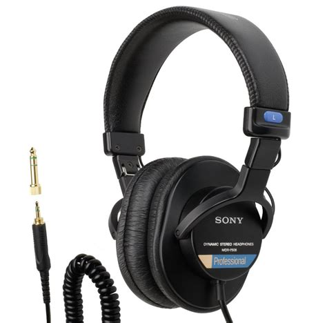 best headpgones sony mdr7506 professional headphones