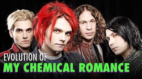chemical romance  life story youtube