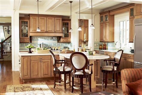 Off White Cabinets With Brown Glaze The Clayton Design