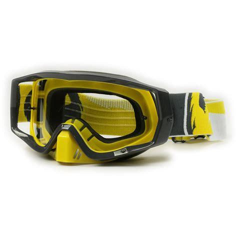 goggles motocross dragon new mx vendetta dirt bike incline yellow black