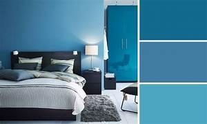 Quelle couleur de peinture pour une chambre for Quelle couleur avec le bleu 16 couleur peinture chambre a coucher