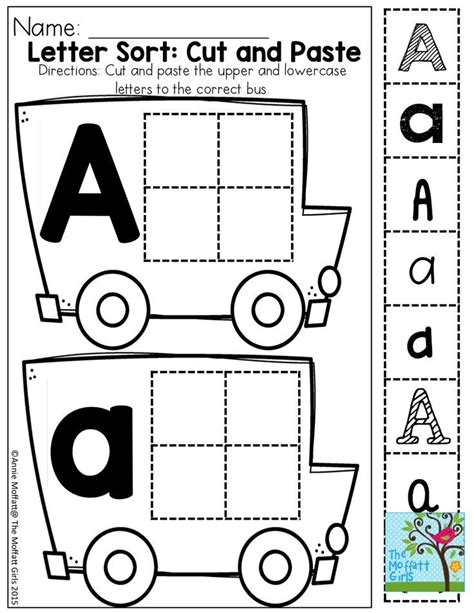 cut and paste letter recognition in different fonts