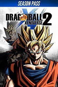 Buy DRAGON BALL XENOVERSE 2 - Season Pass - Microsoft Store