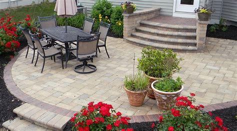 Patio Photos by Paver Patios Landscaping Outdoor Kitchens Outdoor Living