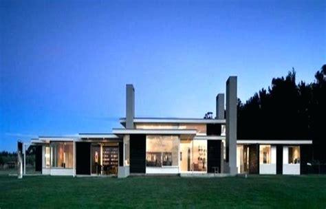 Single Story Mediterranean House Plans Flat Modern Storey