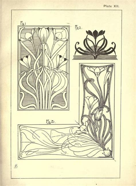 Best Art Nouveau Inspirations Images Pinterest
