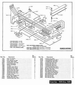 Club Car 36v Battery Wiring Diagram